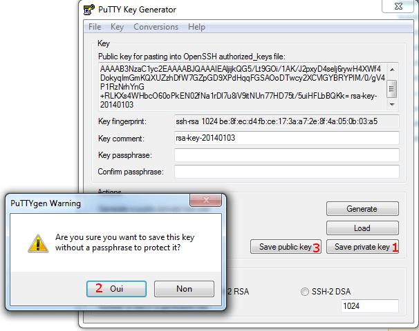 10 -SSH - enregistrement des fichiers