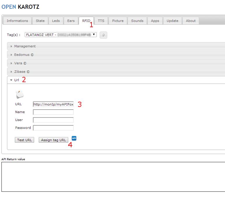 OpenKarotz - MyFox