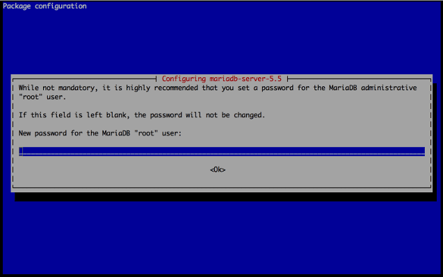 -mariadb-set-root-password