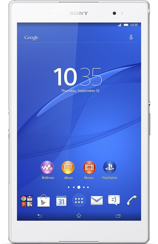 Sony Xperia Z3 SGP611 Tablette 8'' 16GO Wifi Blanc à 334€
